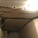 cage d escalier boite aux lettres renovation Paris 78