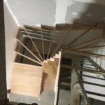 création dun escalier sur mesure Paris 10