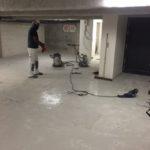 parking privé paris 3 rénovation revêtement sols et murs 21