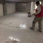 parking privé paris 3 rénovation revêtement sols et murs 27