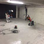 parking privé paris 3 rénovation revêtement sols et murs 28
