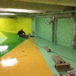 parking privé paris 3 rénovation revêtement sols et murs 31