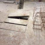 parking privé paris 3 rénovation revêtement sols et murs 7