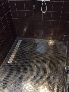 Rénovation douche à Marne la Coquette